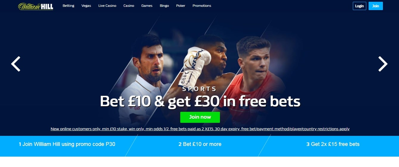 William Hill – Everything You Need To Know