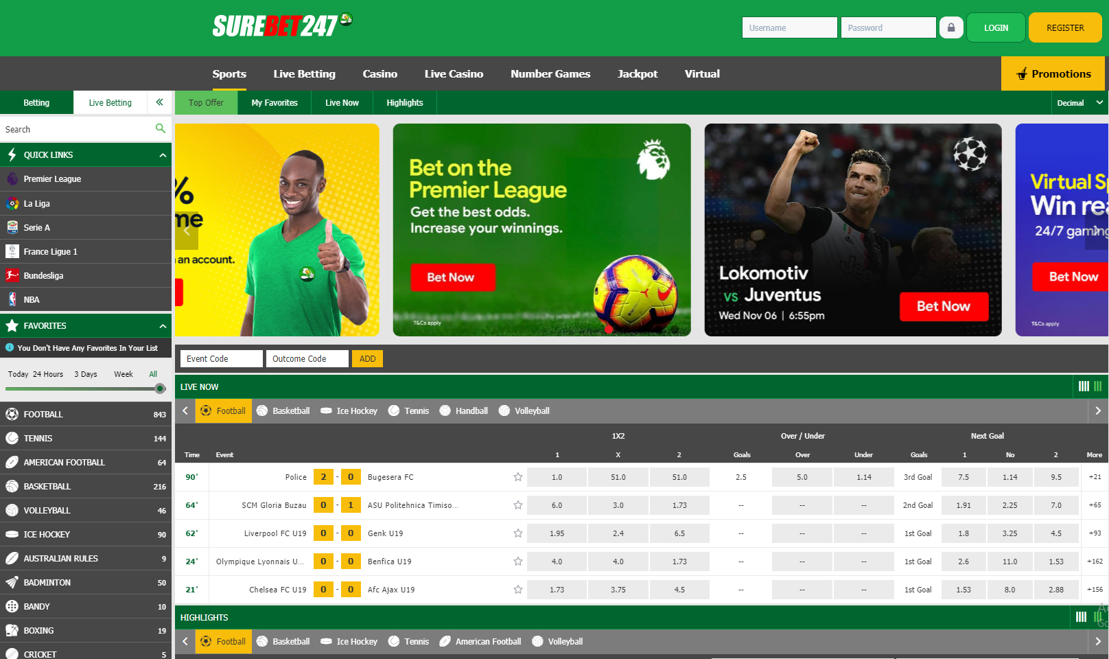 Surebet247 Betting: Why Users Choose it the Most